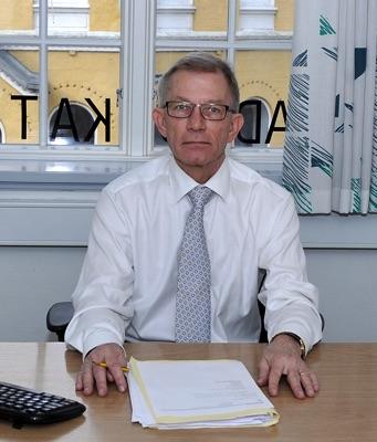 Advokat Kurt Jensen