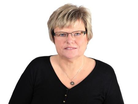 Advokatsekretær Mona Kristensen